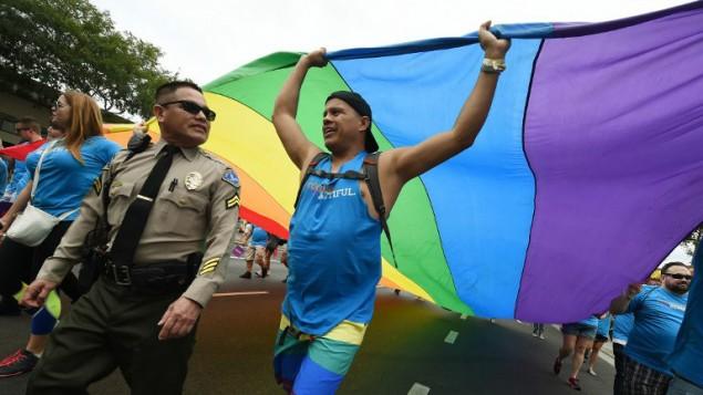 Gay Pride/Los Angeles: la police cherche les motivations d'un homme arrêté avec un arsenal