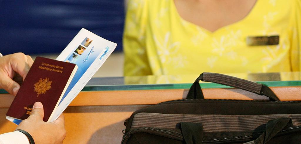 Nouveau système de reservation et d'enregistrement: Air Tahiti Nui choisit Amadeus