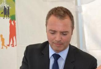 Frédéric Poisot, directeur de cabinet du haussaire