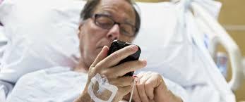 Nouvelles règles d'utilisation des portables à l'hôpital