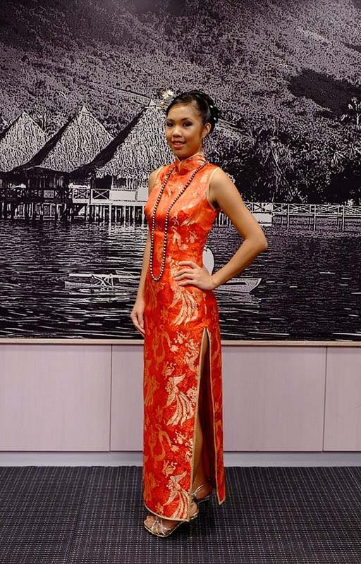 Candidate 4 : Jenny Lai ©Ryan Fong