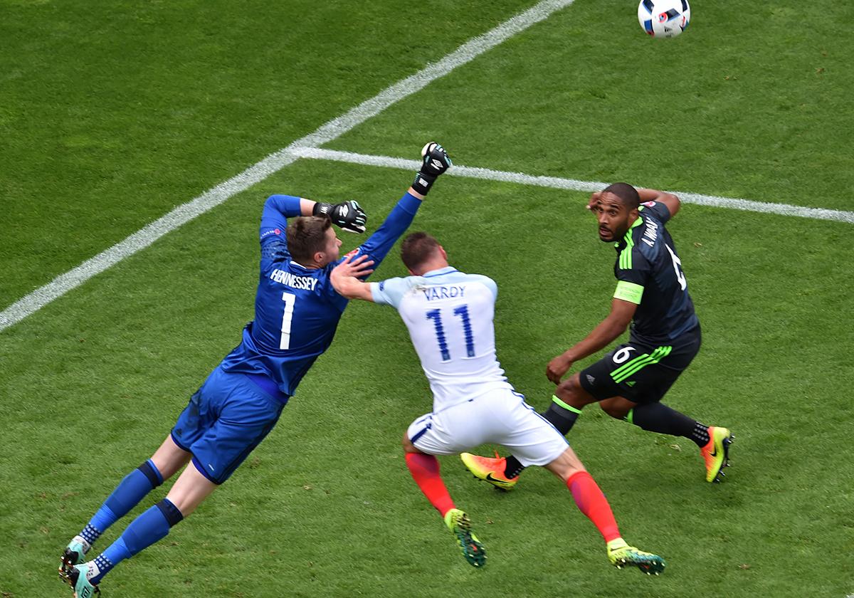 Euro-2016 - L'Angleterre éteint d'un souffle le dragon gallois