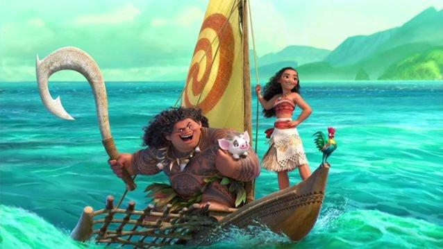 """""""Vaiana"""", le prochain Disney, livre ses secrets au Festival d'Annecy"""