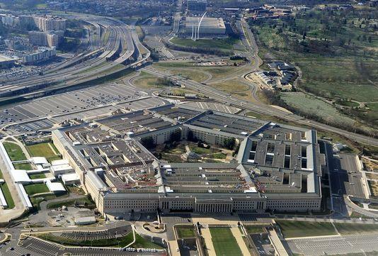 Le siège du Pentagone. AFP