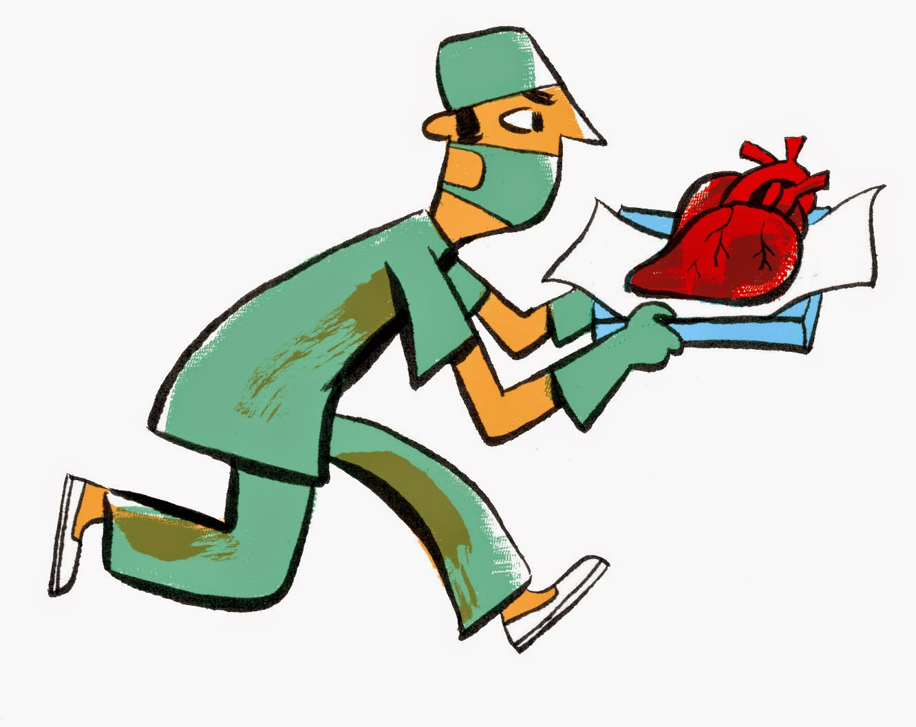 Page enfant : Une journée pour réfléchir au don d'organes et à la greffe