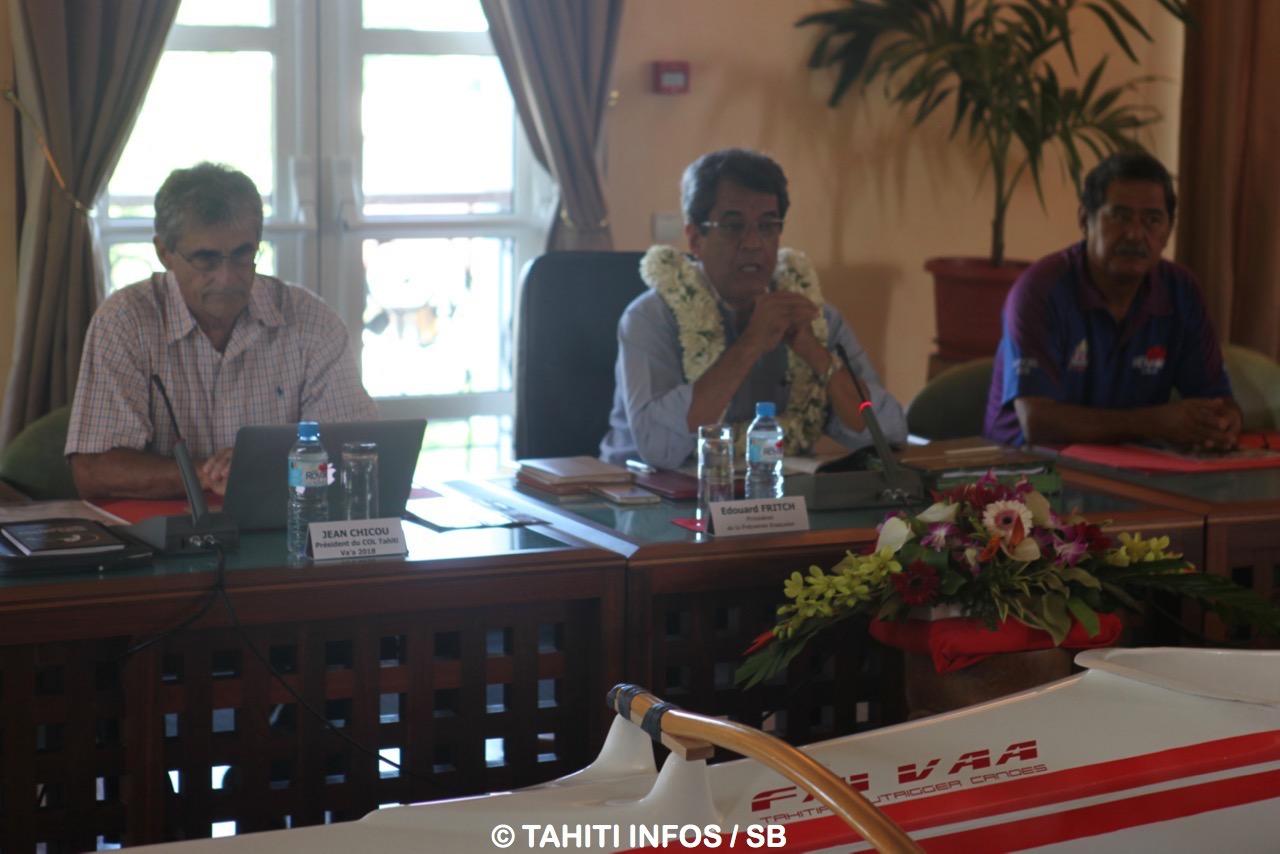 Le Président du Pays est également maire de Pirae, une chance pour le projet