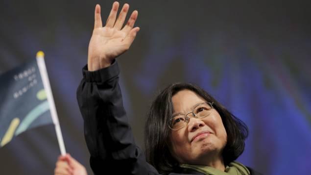 La Chine suspend les contacts avec Taïwan après l'élection de sa nouvelle présidente