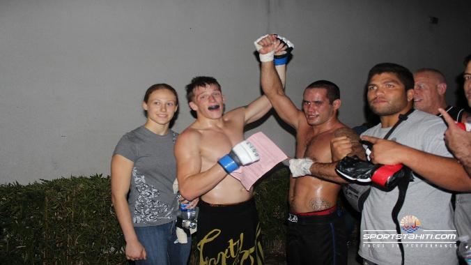 MMA – Epic Fighting : La « Savage Squad » a enflammé le public de San Diego
