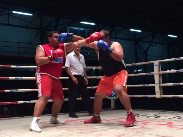 Boxe « Avia Club » : Revue d'effectif à Fautaua
