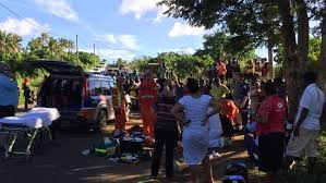 Transport de touristes : lourd bilan pour un accident à Port-Vila