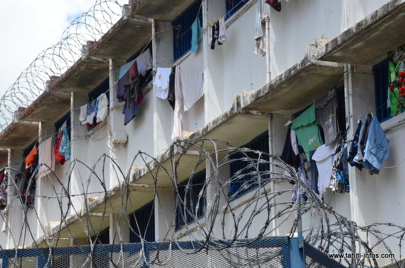 Depuis 2013, l'Etat a déjà été condamné a verser 72 millions Fcfp d'indemnisation à des pensionnaires de Nuutania, pour conditions inhumaines et dégradantes de détention.