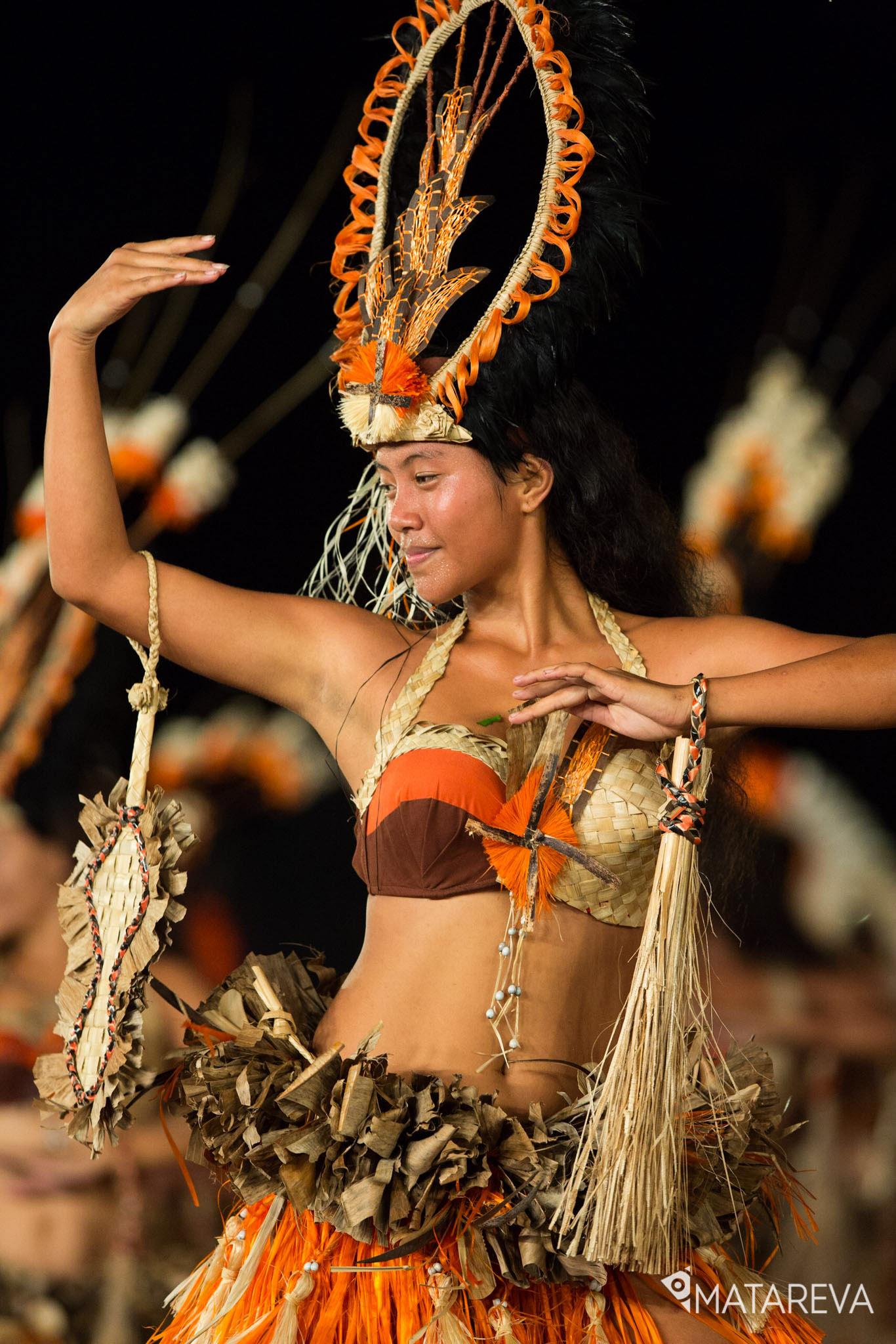 1er prix 2015 Hura Ava Tau - Tamarii Toahotu Nui