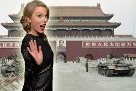 En Chine, on parie sur la vie amoureuse de Taylor Swift
