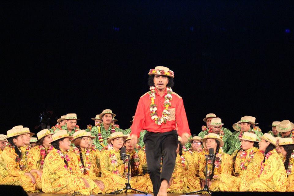 Photos : Maison de la culture. Te Fare Tauhiti Nui