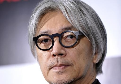 Ryuichi Sakamoto . Photo : AFP