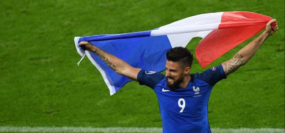 Euro-2016 - La France au rendez-vous des demies et de l'Allemagne