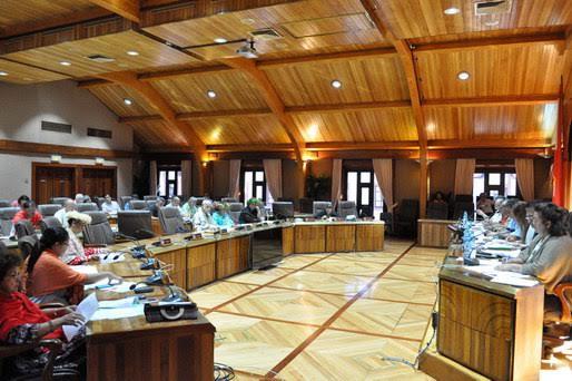 Présenté par Vaitea Le Gayic et Makalio Folituu, en leur qualité de rapporteurs, l'avis a été adopté par 29 votes pour, 0 vote contre, et 6 abstentions.