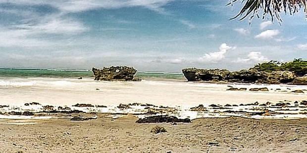 Enquête sur un couple russe: un touriste retrouve une tête sur une plage des Fidji