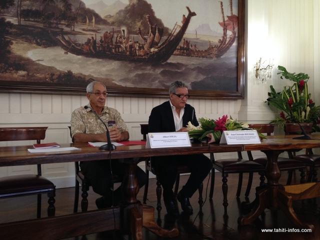 Le gouvernement est confiant pour la suite des événements concernant le projet du Tahiti Mahana Beach