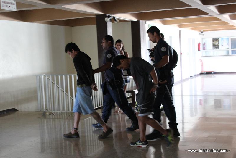 Les agresseurs du septuagénaire placés en détention provisoire