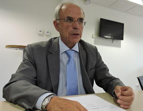 Le député du Maine-et-Loire, Marc Laffineur est membre de la commission des finances à l'Assemblée nationale.