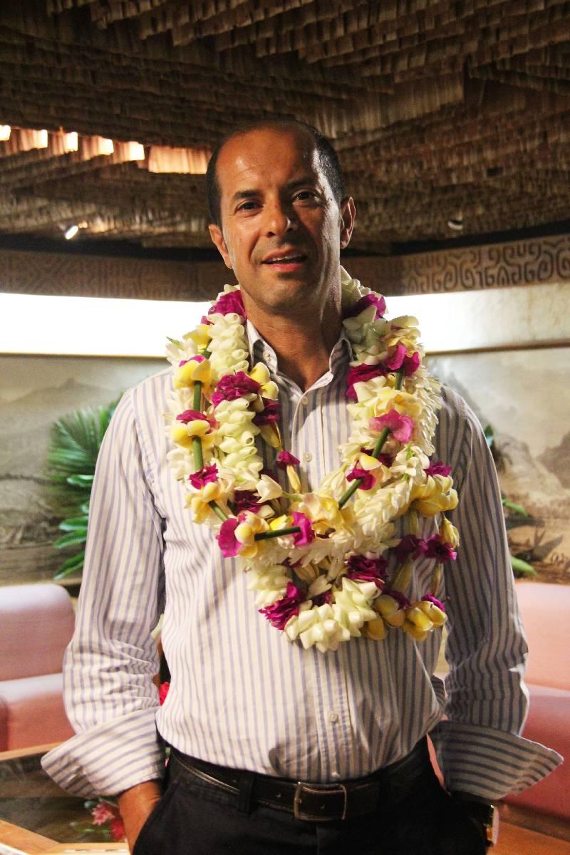 Raymond Yeddou, nouveau chef des subdivisions administratives des îles du Vent et des îles Sous-le-Vent