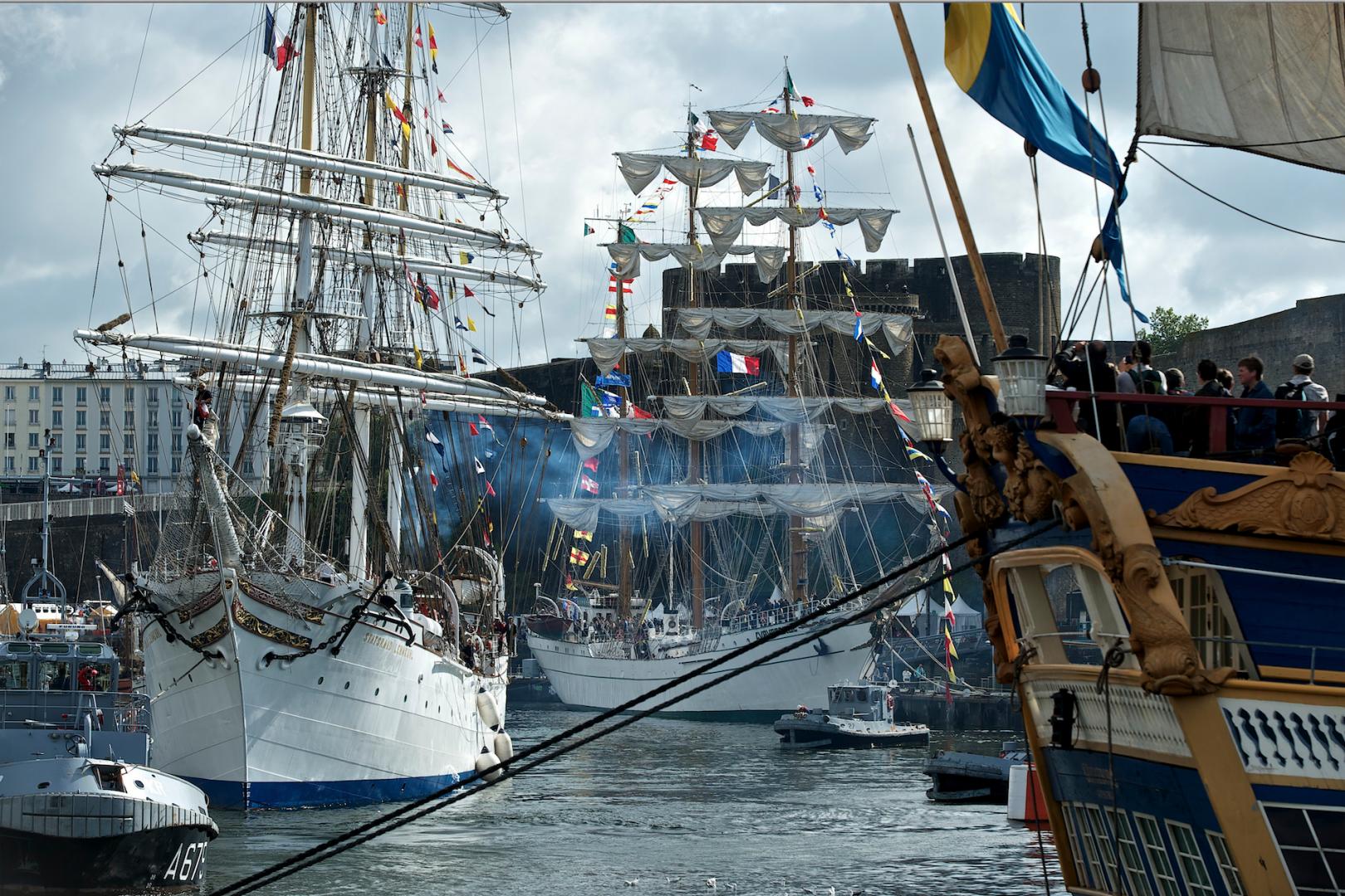 Brest 2016, la Polynésie à l'honneur
