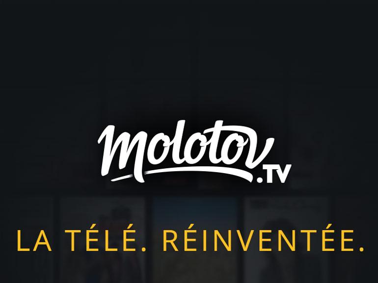 """Molotov, la plateforme qui veut """"révolutionner"""" la TV débarque avec un coup de pouce d'Apple"""