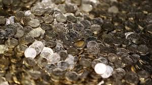 Un Français paye une amende avec des kilos de petites pièces, le fisc rit jaune