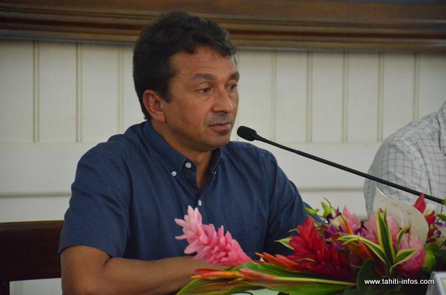 Le vice-président a apporté sa position sur les sujets énergétiques ce lundi après-midi lors d'une conférence de presse