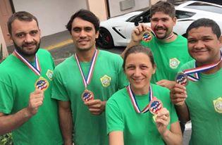 Judo « National American Summer » : Cinq médailles dont deux en or pour Tefana Judo Jiu-Jitsu