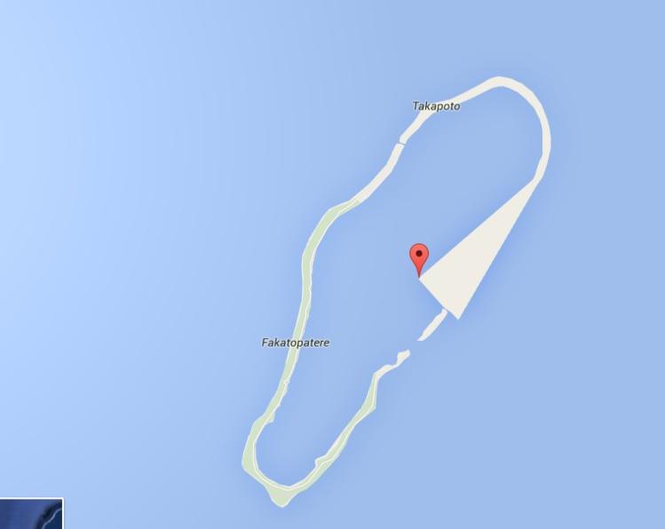 Takapoto : Le corps du skipper mort a disparu emporté par la houle