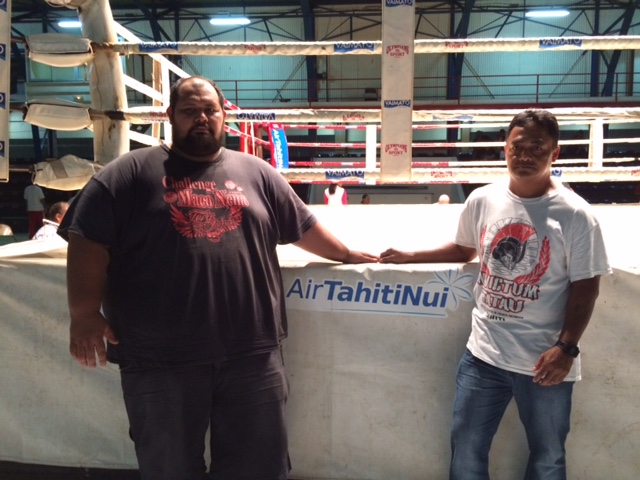 Boxe : Tafai Nena à Fidji pour une formation de Coach AIBA 1*