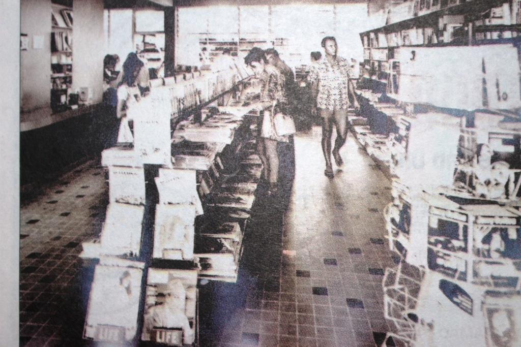La librairie Klima a 80 printemps