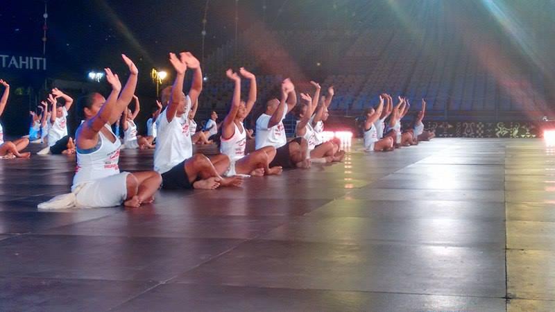 Après le Heiva à Bora Bora, c'est au Heiva i Tahiti que le groupe de danse Tamarii Anau présentera son thème « Anau, c'est de là que je viens ».