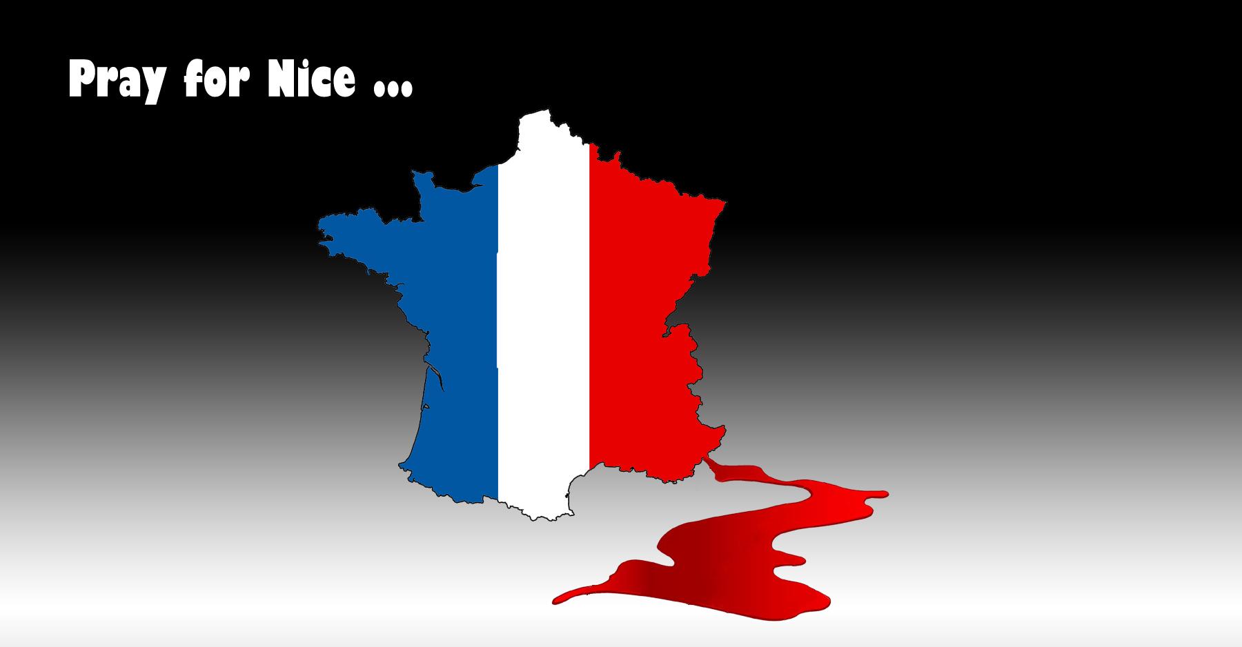 """ L'attentat du 14 juillet"" par Munoz"