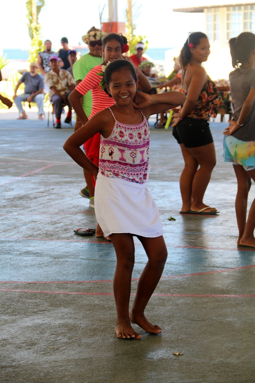 : Des cours de danses ont été initiés pour cette journée d'ouverture