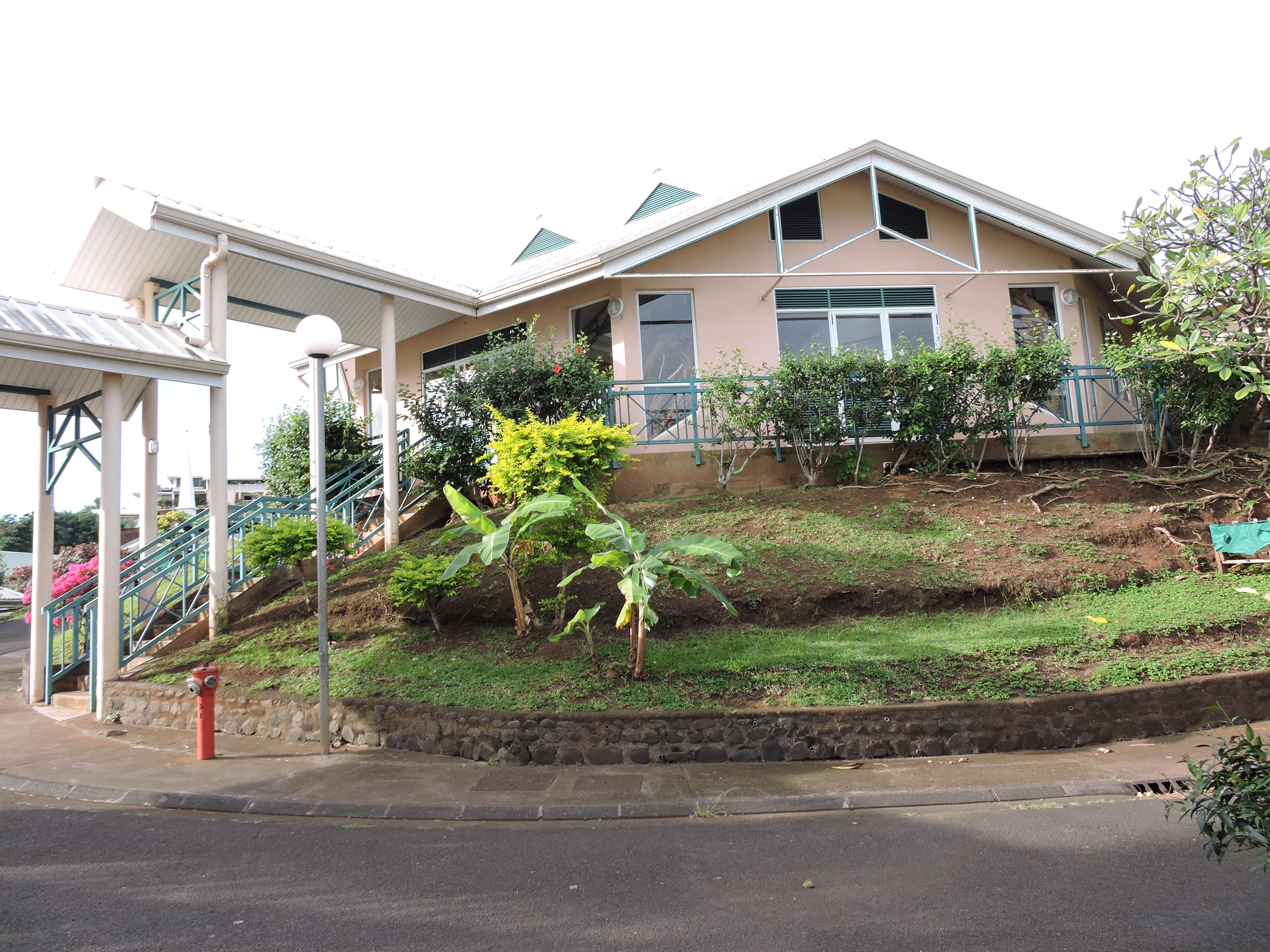 Le foyer d'action éducative existe à Punaauia depuis 1998. C'est le seul de ce type au fenua.