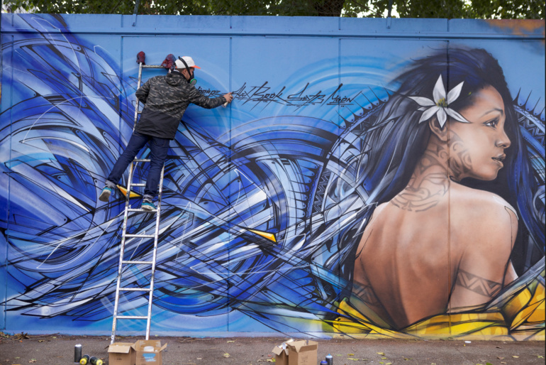 L'expression urbaine fait partie des activités reconnues pour avoir la carte d'artiste professionnel.