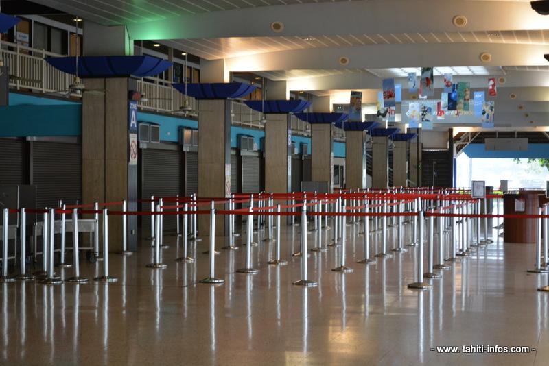 Le plan vigipirate renforcé à l'aéroport de Tahiti-Faa'a