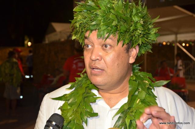 "Matani Kainuku  : ""C'était vraiment un Heiva somptueux"""