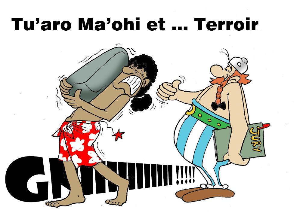 """"""" Tu'aro Maohi, suite et fin """" par Munoz"""