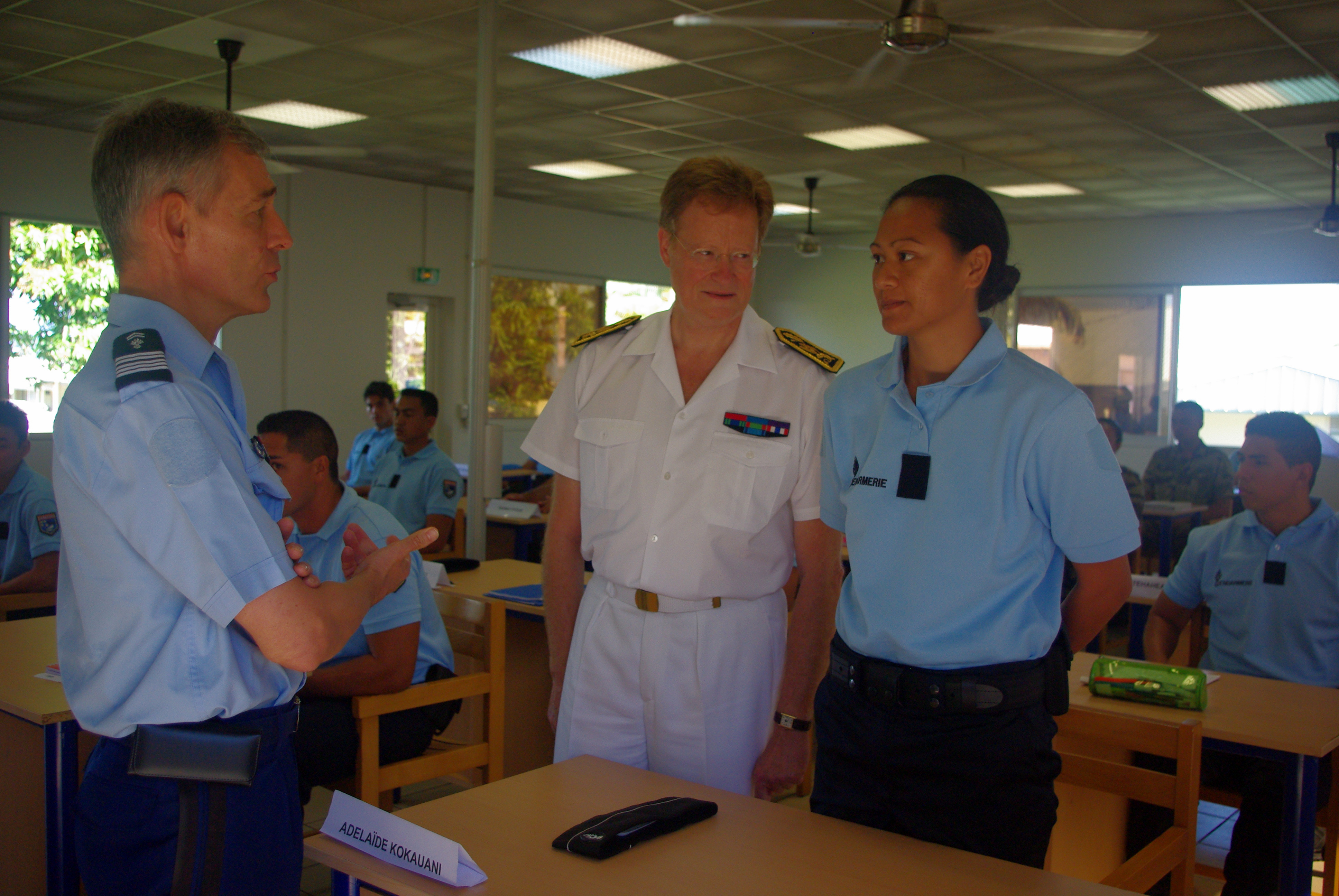 Vingt-cinq nouveaux réservistes pour la gendarmerie