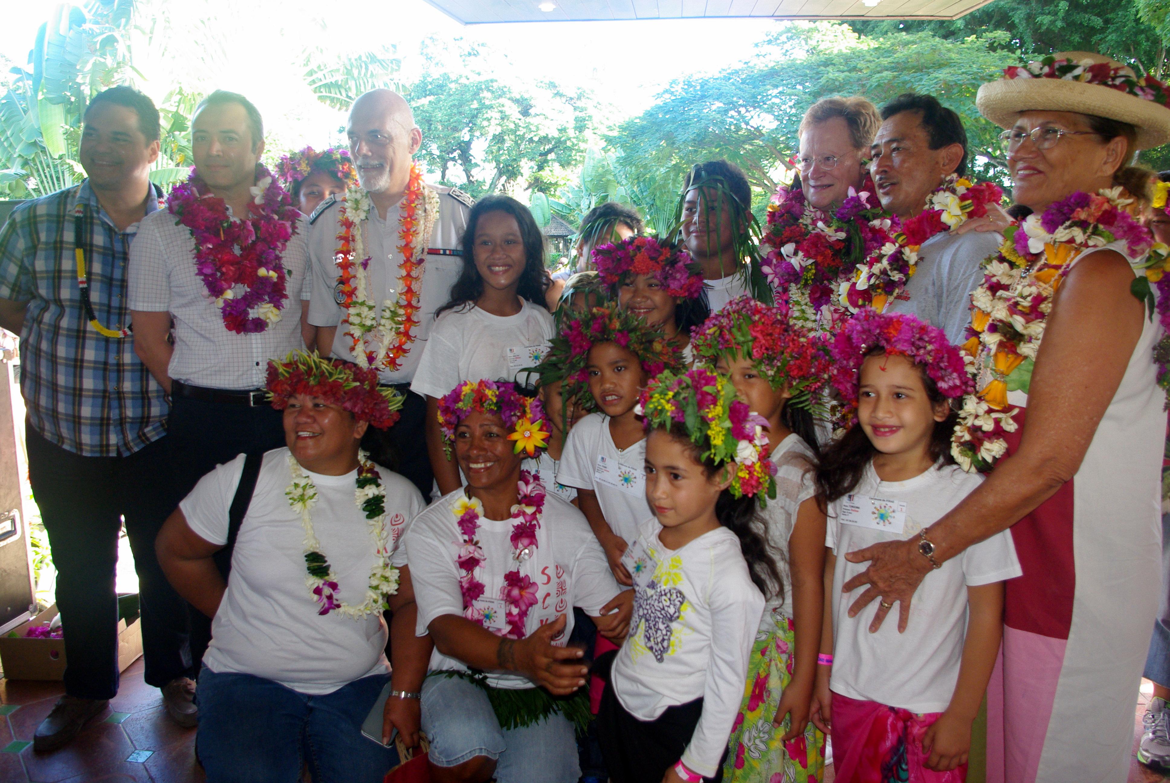Association Police 2000 : Une journée récréative pour 400 enfants défavorisés