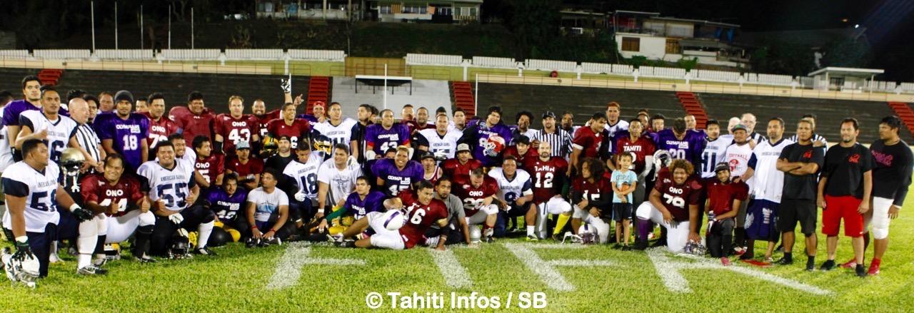 Foot US – Festival Tahitien : Un match historique contre Samoa