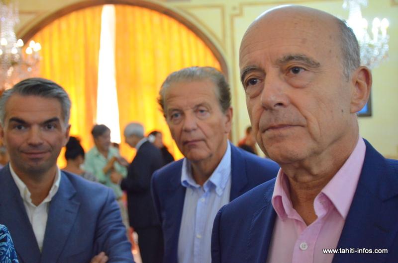 Alain Juppé modifie son programme suite à l'attentat contre l'église St-Etienne-de-Rouvray