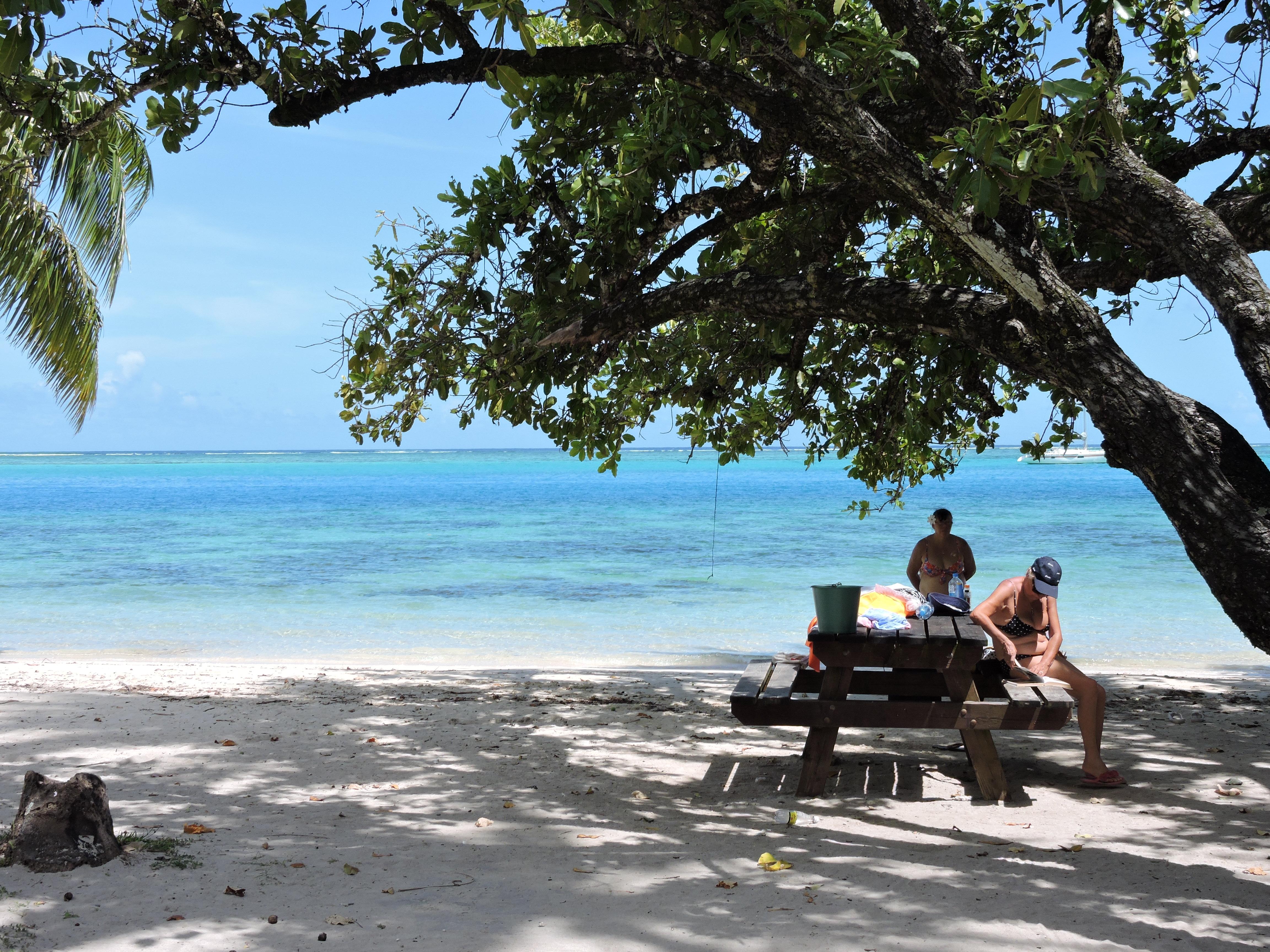 La plage de la Mareto à Moorea est la deuxième plage la plus chère selon le site TravelBird.