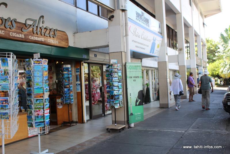 Les rues de Papeete pourraient être encore plus attractives.