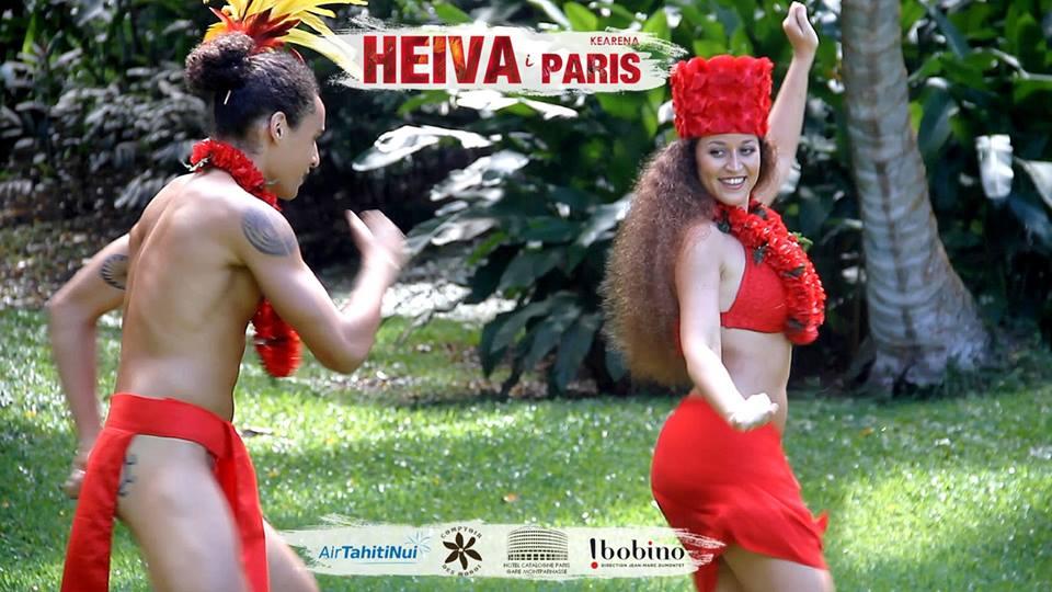 Guest star du Heiva i Paris 2016, Tahiti Ora assurera deux grosses tournées en 2017