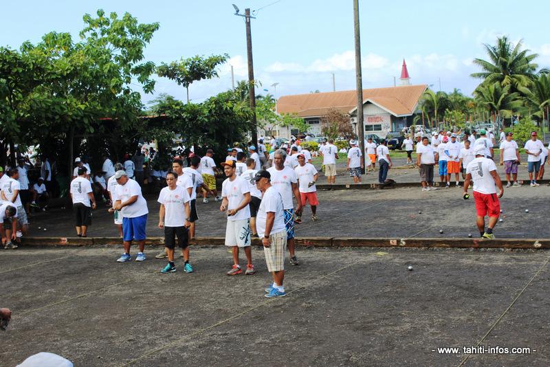 """Trophée Tahiti Infos : """"c'est toujours un tournoi populaire !"""""""